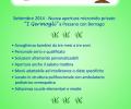 """Settembre 2014 – Apertura Micronido """"I Germogli"""" a Pessano con Bornago"""